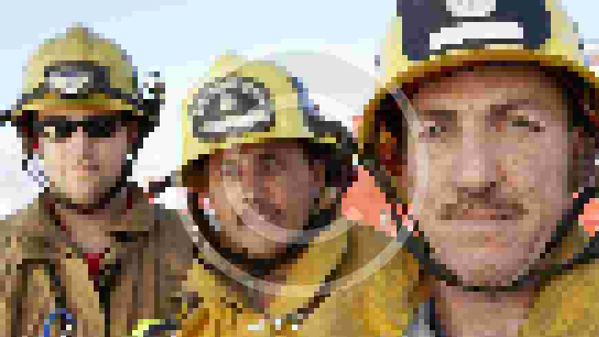 Accident brings tears, fire safety brings cheers